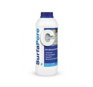 SurfaPore C 1L αδιαβροχοποίηση & προστασία δομικών επιφανειών