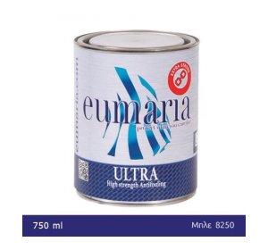 EUMARIA ULTRA BLUE 750ML- Αυτοκαθαριζόμενο Υφαλόχρωμα μπλε