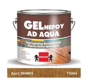 GEL NEPOY Βερνίκι ξύλου εμποτισμού