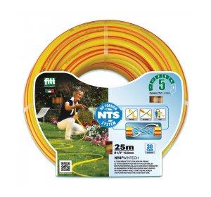 NTS Wintech. Φ5/8''-15,5mm, 25m Λάστιχο κήπου 5 Στρώσεις