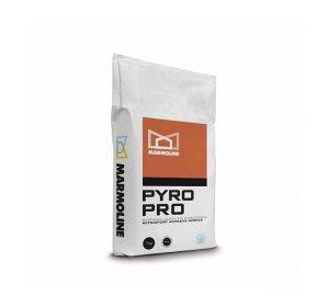 PYRO PRO 7ΚG-Πυρίμαχη Λάσπη για Πυρότουβλα