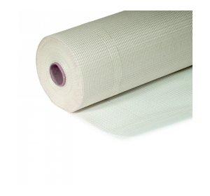 Υαλόπλεγμα Οπλισμού Θερμοπρόσοψης Λευκό 5x5/160-1m²