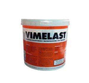 VIMELAST Λευκό20kg- Επαλειφόμενο στεγανωτικό ταρατσών