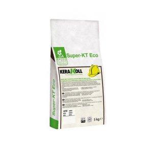 Super-KT eco 5kg Λευκή. Κόλλα κεραμικών πλακιδίων