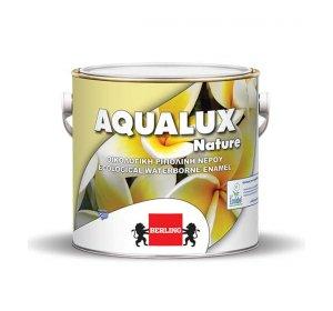 AQUALUX Nature 0.75lt MAT- Οικολογική Ριπολίνη Νερού