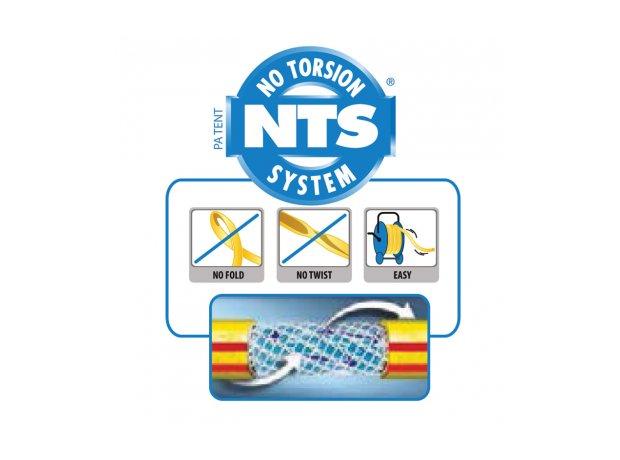 NTS Orange Λάστιχο ποτίσματος 5 Στρώσεις