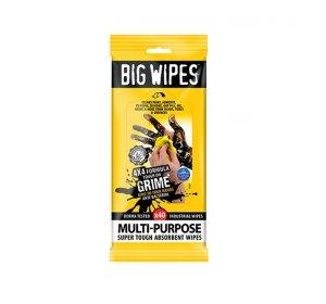 BIG WIPES υγρά μαντηλάκια καθαρισμού γενικής χρήσεις 40τμχ