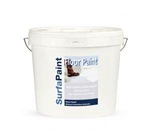SurfaPaint Floor Paint 10L Γκρι. Υδατικό χρώμα δαπέδου