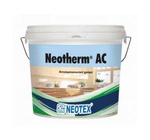 Neotherm AC. 10L Αντισυμπυκνωτικό, Αντιμουχλικό χρώμα. Λευκό