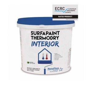 SurfaPaint ThermoDry Interior 1L Λευκό θερμομονωτικό χρώμα