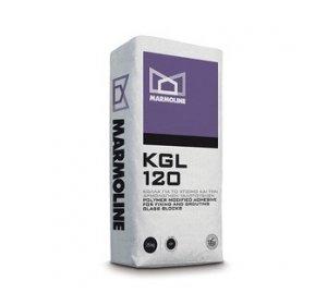 KGL120 25kg-Κόλλα για υαλότουβλα (Χτίσιμο, Αρμολόγηση)