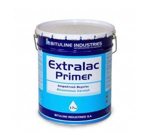 BITULINE Extralac Primer 17kg Ασφαλτικό αστάρι για στεγάνωση