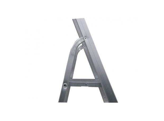 Σκάλα αλουμινίου λεπτομέρεια