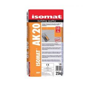 ISOMAT AK 20 Εύκαμπτη ρητινούχα κόλλα πλακιδίων.jpg