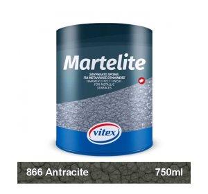 MARTELITE 866 ANTHRACITE 750ΜL-Σφυρήλατο χρώμα