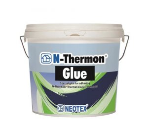 NEOTEX N-THERMON GLUE 1kg-Ειδική Κόλλα θερμομονωτικών πλακών