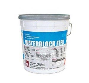 WATERBLOCK FLEX Γκρι 18kg-Επαλειφόμενο στεγανωτικό κονίαμα