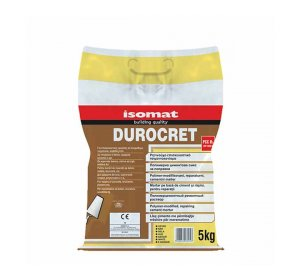 DUROCRET Polymer-modified cementitious repair mortar