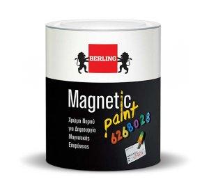 Magnetic paint 0.375L Μαγνητικό χρώμα νερού
