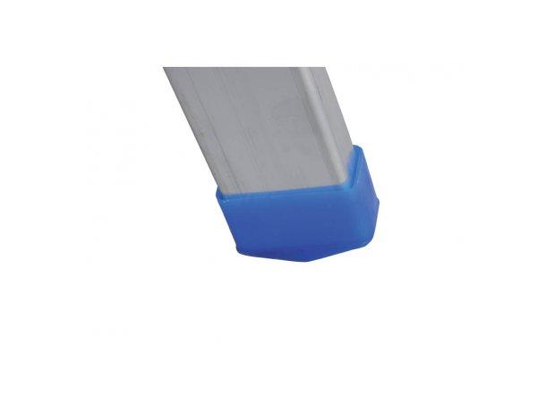 Σκάλα αλουμινίου λεπτομέρεια προστατευτικών