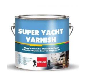SUPER YACHT VARNISH Βερνίκι για σκάφη προστασία UV