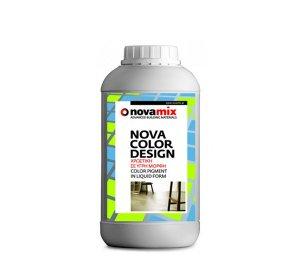 NOVACOLOR DESIGN Υγρή χρωστική