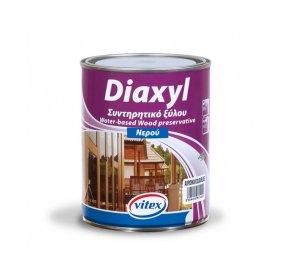 Diaxyl 2,5L Συντηρητικό ξύλου βάσης νερού για εξωτερικές επιφάνειες. Άχρωμο