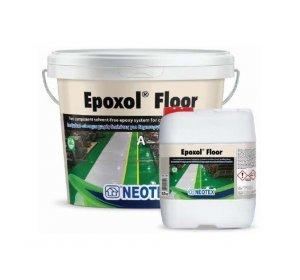 Epoxol® Floor εποξειδικό σύστημα δύο συστατικών