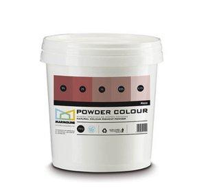 POWDER COLOUR Φυσική χρωστική πατητής & σοβά. Red, κόκκινο, ροζ αντίκο 250gr