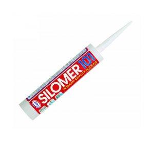 Vitex SILOMER 101 Διαφανής 280ml-Σιλικόνη, ενός συστατικού