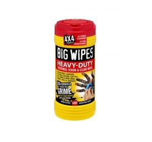 BIG WIPES heavy duty υγρά μαντηλάκια καθαρισμού 80τμχ