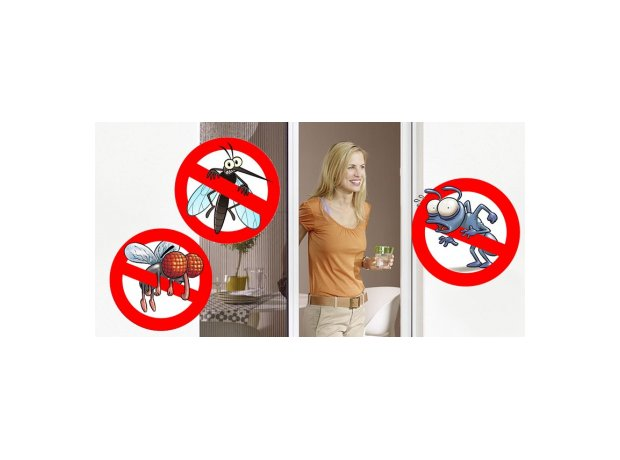 Σίτες κουνούπια, μύγες, σφίγγες