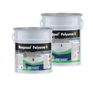 Neoproof Polyurea R  στεγανοποίηση ταράτσας