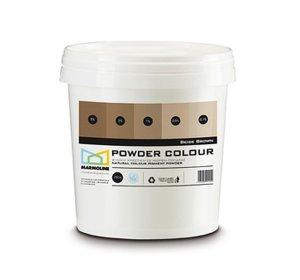POWDER COLOUR Φυσική χρωστική  πατητής & σοβά. Beige-brown 250gr