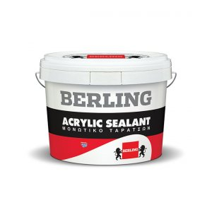 ACRYLIC SEALANT 18lt- Ελαστομερές για τη στεγανοποίηση ταρατσών