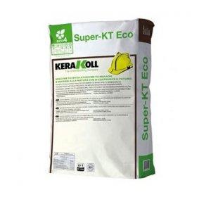Super-KT eco 25kg Λευκή. Κόλλα κεραμικών πλακιδίων