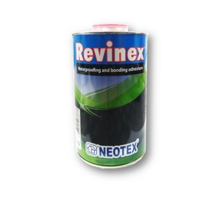 REVINEX 1kg Συμπολυμερές γαλάκτωμα βελτίωσης κονιαμάτων & υγρών