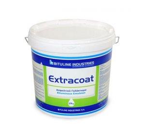 Extracoat 19kg Ασφαλτικό υδατοδιαλυτό γαλάκτωμα. Καφέ