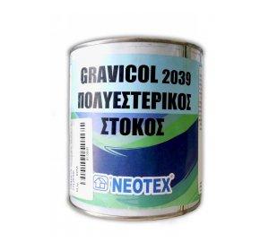 GRAVICOL 2039IHBTC ΠΟΛΥΕΣ/ΚΟΣ ΣΤΟΚΟΣ-1kg