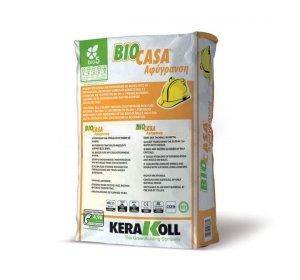 Biocasa Αφύγρανση 25kg Επίχρισμα με υδραυλική άσβεστο