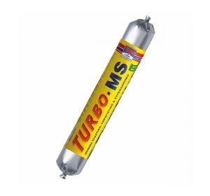 TURBO-MS 600ml Διαφανές Μόνιμα ελαστικό σφραγιστικό