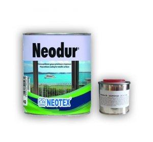 NEODUR MAYPO A+B KIT 1KG- Πολυουρεθανικό χρώμα 2 συστατικών