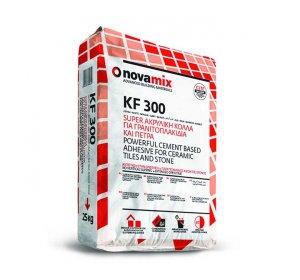 NOVACOL KF 300 Kόλλα για κεραμικά πλακίδια & γρανιτοπλακίδια