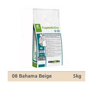 Fugabella Eco 2-12. 08 Μπαχάμα Μπεζ 5kg. Αρμόστοκος