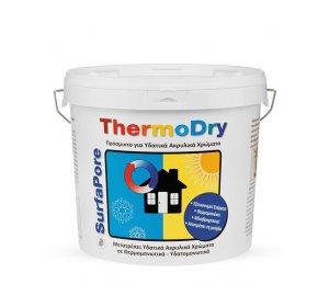 SurfaPore ThermoDry 3L Βελτιωτικό χρώματος, αδιαβροχοποίηση & θερμοπροστασια