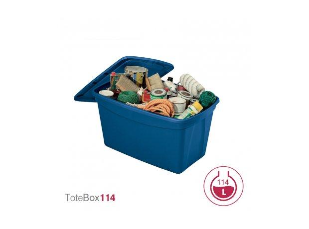 Μπαούλο από πλαστικό για αποθήκευση και φύλαξη