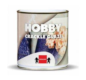 HOBBY CRACKLE GLAZE 0,50L τεχνοτροπία κρακελέ