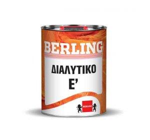 ΔΙΑΛΥΤΙΚΟ E 0,75L