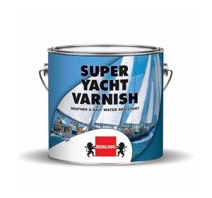SUPER YACHT VARNISH MAT 0.75lt-Βερνίκι για σκάφη προστασία UV
