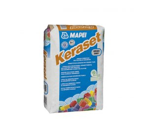 Keraset 25kg Λευκή κόλλα για κεραμικά πλακίδια